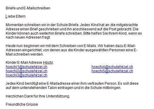 Unterrichtseinheit Ict Regelstandards Solothurn